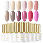 12 Bottles/Set BORN PRETTY 6ml Soak Off UV Gel Nail Polish Varnish Nail Art DIY