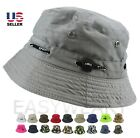 Kyпить Bucket Hat Cap Cotton Fishing Boonie Brim Visor Sun Safari Summer Camping Men  на еВаy.соm