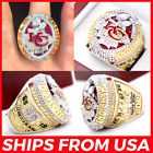 FROM USA- KANSAS CITY CHIEFS 2020 Ring Official Super Bowl LIV Championship 2019 $29.91 USD on eBay