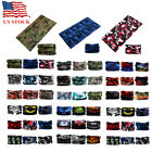 Kyпить Multi-function Tube Scarf Bandana Head Face Cover Neck Gaiter Snood Headwear US на еВаy.соm
