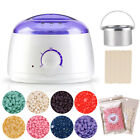Hot Wax Warmer Heater Pot Machine Salon Spa Body Hair Removal +300g Waxing Beans $21.85 USD on eBay