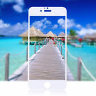 2x Full Coverage Tempered Glass Screen Protector Film for iPhone 5 6 6s 7 8 Plus