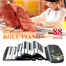 More images of Silicon Roll Up Piano Electronic Organ Electronic Keyboard Piano 88 Key Music