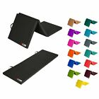Xn8 Folding Gym Mat Gymnastics Tumbling Yoga Exercise Tri Folding Thick Foam image