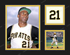 ROBERTO CLEMENTE Photo Collage Print PITTSBURGH PIRATES Picture 8x10 11x14 16x20