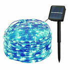 Outdoor Garden Decor Waterproof LED Solar String Light Lights Copper Wire Fairy