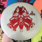 DISCRAFT Big Z Plastic Nuke Disc Golf Driver with New Artwork Choose Your Disc!!
