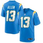 Los Angeles Chargers Keenan Allen #13 Nike NFL 2020 NEW *ALL COLORS* Game Jersey $199.99 USD on eBay
