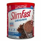 SlimFast Original Rich Chocolate Royale Meal Replacement Shake Mix – Weight Lo
