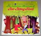 DANGEROUS CHRISTMAS OF RED RIDING HOOD SEALED LP