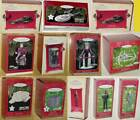 STAR TREK CHRISTMAS ORNAMENTS CHOOSE FROM Enterprise Borg Janeway Sisko Defiant on eBay