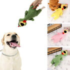 Teeth Cleaning Plush Puppy Interactive Bite Toy Pet Toys Screaming Chicken