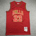Michael Jordan 23 Retro Basketball Jersey New Year Limited Edition Chicago Bulls on eBay