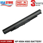2200mAh Battery For HP Notebook 15-ay009dx 15-ba009dx 15-af131dx 15-ac143wm New