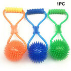 Garden Pet Home Molar Toy Stretchable Dog Bite Ball Cleaning Teeth Non Toxic