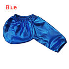 Men's Ice Silk Briefs Underwear Penis Sleeve C-String Thong Lingerie Drawstring