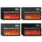 8/16/32GB 64GB MS Memory Stick Card Set For Playstation PSP 1000 2000 3000