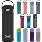Thermos 16 oz. Kid's Funtainer Vacuum Insulated Stainless Steel Water Bottle image