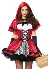 Special Offer Leg Avenue 85230 Gothic Red Riding L Dress Hood Costume Carnival