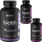 Sports Research Biotin Dietary Supplement
