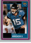 2020 Score NFL Football PURPLE PARALLEL Trading Cards Pick From List 1-220Football Cards - 215
