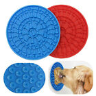 Shower Grooming Sink Toy Bones Dog Feeding Pet Food Mat Feeder Bowl Silicone