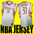NBA Houston Rockets Shane Battier #31 Adidas Replica Jersey, White on eBay