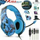 US ONIKUMA K1 Gaming Headset PS4 XBox Nintendo Switch PC Stereo Headphones