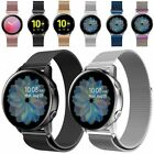 Classic Magnetic Milanese Loop Wrist Strap Samsung Galaxy Watch Active 2 1 Band image