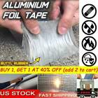 Aluminum Foil Magic Repair Butyl Tape Super Strong Waterproof Duct Tape US STOCK