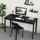 Wood Computer Gaming Desk PC Laptop Table Modern Home Office Study Workstation