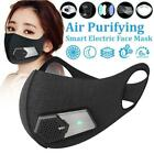 Smart Electric Flow Supplied Air Fed Face Gas Mask Respirator Sys Filter