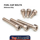 Billet Fuel Tank Cap Bolts For Triumph Speed Four 02-06 Speed Triple 955i $13.95 USD on eBay