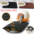 Waterproof Cat Litter Trapper Mat EVA Double-Layer Cat Litter Mats Pet Products