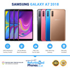 Samsung Galaxy A7 2018 64gb Various Colours / Networks Sim Free Phone Sm-a750