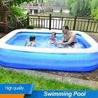 Inflatable Swimming Pool Household Outdoor Backyard Inflated Water Tubs for Kids