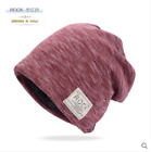AKIZON Beanie Hat Cap Autumn Fall and Winter Warm Knit One Size Unisex Gorras