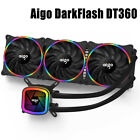 darkFlash DT120/240/360 Computer PC 120mm CPU Water Cooler RGB Cooling Fans Kits