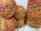 Trendsetter Binario Polyamide Ladder yarn Spring Tropical Fruit Color 125 Choice