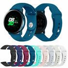 For Samsung Galaxy Watch Active / 2 Silicone Sport Strap Replacement Band...