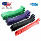 Heavy Duty Resistance Bands Set 5 Loop for Gym Exercise Pull up Fitness Workout image