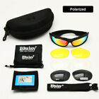 Polarized Ballstic Military Goggles Army Sunglasses Rx Insert Tactical Glasses