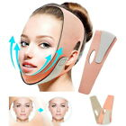 Facial Slimming Strap ChinUp Patch Double Chin Reduce Face Lifting Belt Bandage