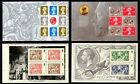 Choose ONE OR MORE MNH DX50 ACCESSION OF KING GEORGE VI Prestige Booklet Pane
