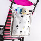 Printed Baby Storage Pouch Bedside Diaper Bag Crib Toys Storage Hanging 6T
