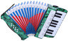 More images of Drfeify 17 Key Accordion, 8 Bass Piano Accordion 17 Key Bass Piano Accordion for