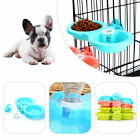 Dog Cat Pet Removable Bowls Stand Double Bowls Dish Food Water Bowl Food Feeders