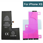 Replacement Internal Battery for iPhone 6 7 8 X XR XS MAX Plus Li-ion With Tape