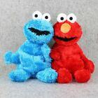 Sesame Street Plush Cookie Monster Soft Stuffed Animal Doll Kid Xmas Gift Toy US