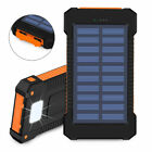 2020 New Larger Capacity 2000000mAh Solar Waterpoof Power Bank Battery Charger